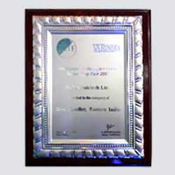 Best Seller, Eastern India in 6th Eastern India Information Technology Fair 2015