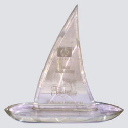 EXCELLENCE AWARD FY' 01 for Lalani International from HP
