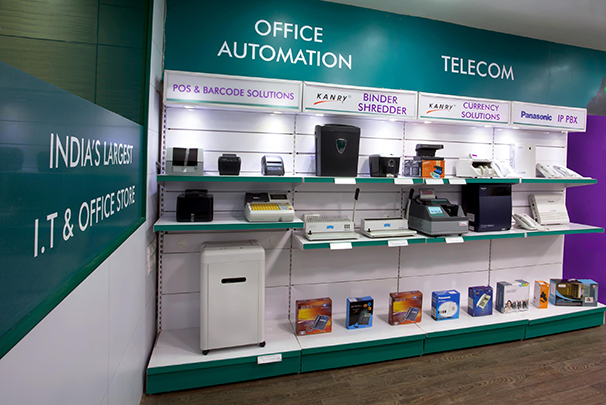 Office Automation Corner