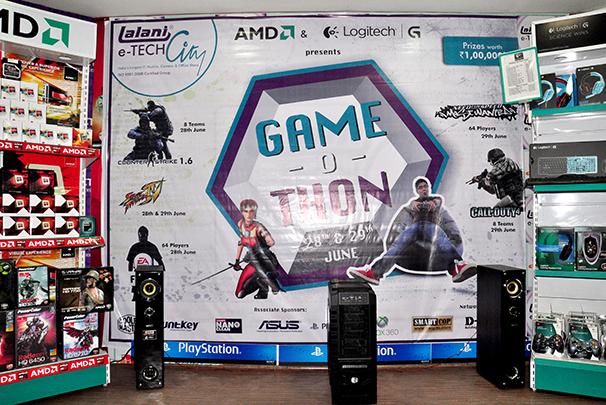Game-o-Thon 2013