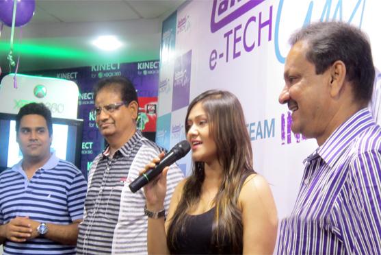 Lalani e-Tech City Inauguration