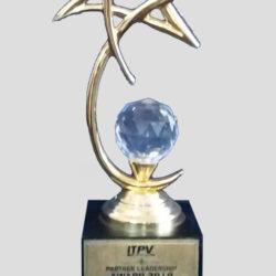 IPTV Partner Leadership Award- 2018